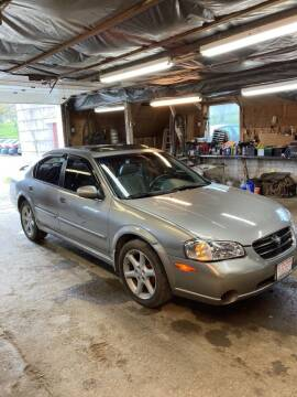 2000 Nissan Maxima for sale at Lavictoire Auto Sales in West Rutland VT