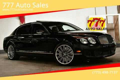 2009 Bentley Continental for sale at 777 Auto Sales in Bedford Park IL