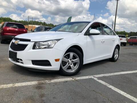 2011 Chevrolet Cruze for sale at Atlas Auto Sales in Smyrna GA