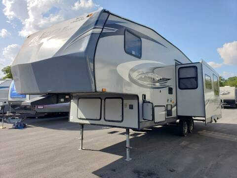 2011 Jayco Eagle 27.5 BHS for sale at Ultimate RV in White Settlement TX
