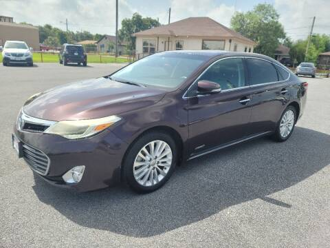 2014 Toyota Avalon Hybrid for sale at Mid Valley Motors in La Feria TX