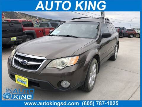 2009 Subaru Outback for sale at Auto King in Rapid City SD