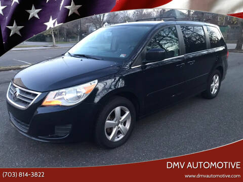 2011 Volkswagen Routan for sale at DMV Automotive in Falls Church VA