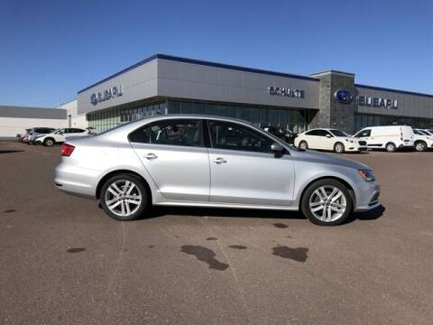 2015 Volkswagen Jetta for sale at Schulte Subaru in Sioux Falls SD
