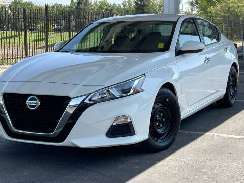 2020 Nissan Altima for sale at Autodealz of Fresno in Fresno CA