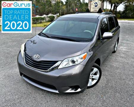 2011 Toyota Sienna for sale at Brothers Auto Sales of Conway in Conway SC