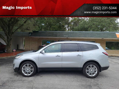 2015 Chevrolet Traverse for sale at Magic Imports in Melrose FL
