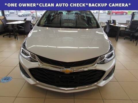 2019 Chevrolet Cruze for sale at Ron's Automotive in Manchester MD