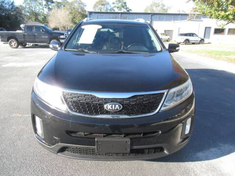 2014 Kia Sorento for sale at Maluda Auto Sales in Valdosta GA