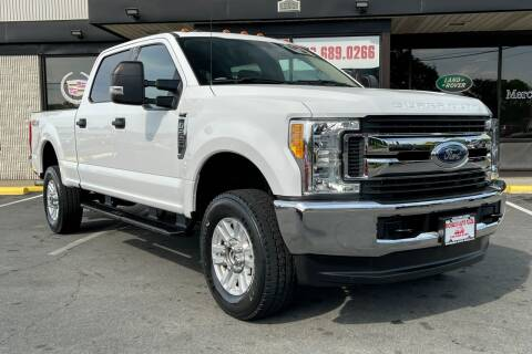 2017 Ford F-250 Super Duty for sale at Michaels Auto Plaza in East Greenbush NY