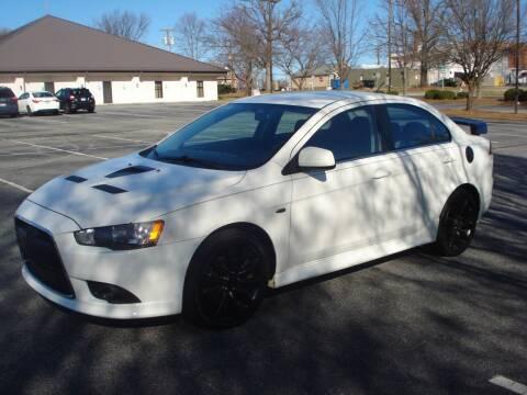 2011 Mitsubishi Lancer for sale at Uniworld Auto Sales LLC. in Greensboro NC