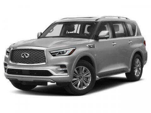 2020 Infiniti QX80 for sale at DICK BROOKS PRE-OWNED in Lyman SC