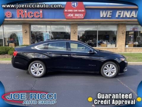 2019 Chevrolet Impala for sale at JOE RICCI AUTOMOTIVE in Clinton Township MI