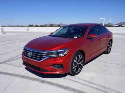2022 Volkswagen Passat for sale at Camelback Volkswagen Subaru in Phoenix AZ