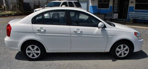2010 Hyundai Accent for sale at Family Auto Sales of Mt. Holly LLC in Mount Holly NC
