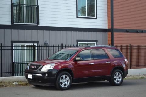 2011 GMC Acadia for sale at Skyline Motors Auto Sales in Tacoma WA