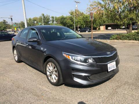 2017 Kia Optima for sale at All Cars & Trucks in North Highlands CA
