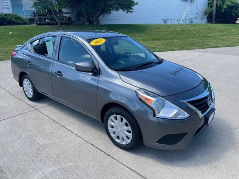 2019 Nissan Versa for sale at Best Buy Auto Mart in Lexington KY