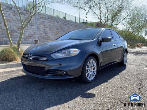 2013 Dodge Dart for sale at AUTO HOUSE TEMPE in Tempe AZ