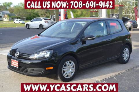 2011 Volkswagen Golf for sale at Your Choice Autos - Crestwood in Crestwood IL