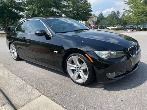 2009 BMW 3 Series for sale at LA 12 Motors in Durham NC