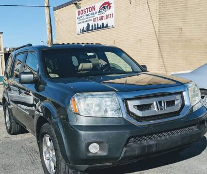 2009 Honda Pilot for sale at Boston Auto World in Quincy MA