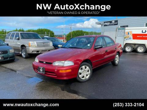 1995 GEO Prizm for sale at NW AutoXchange in Auburn WA