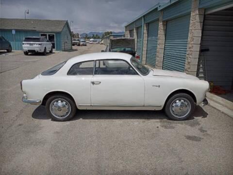 1961 Alfa Romeo Giulietta Sprit for sale at Classic Car Deals in Cadillac MI