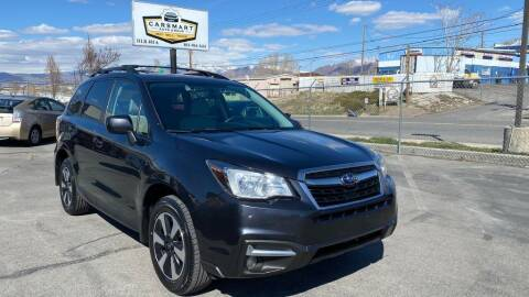 2017 Subaru Forester for sale at CarSmart Auto Group in Murray UT