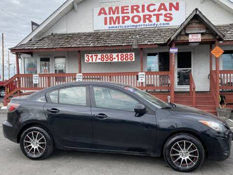 2011 Mazda MAZDA3 for sale at American Imports INC in Indianapolis IN