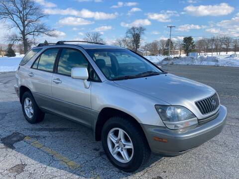 2000 Lexus RX 300 for sale at Good Value Cars Inc in Norristown PA
