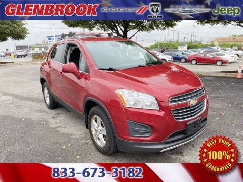 2015 Chevrolet Trax for sale at Glenbrook Dodge Chrysler Jeep Ram and Fiat in Fort Wayne IN
