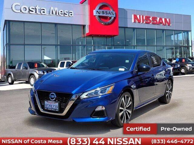 2020 Nissan Altima for sale in Costa Mesa, CA