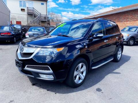 2010 Acura MDX for sale at Dijie Auto Sale and Service Co. in Johnston RI