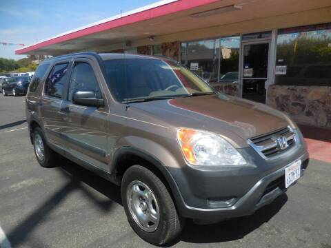 2003 Honda CR-V for sale at Auto 4 Less in Fremont CA