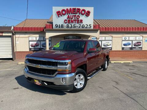 2016 Chevrolet Silverado 1500 for sale at Romeros Auto Center in Tulsa OK