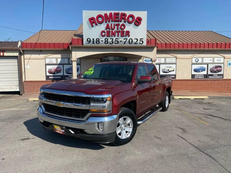 2016 Chevrolet Silverado 1500 for sale at Romeros Auto Center in Tulsa OK