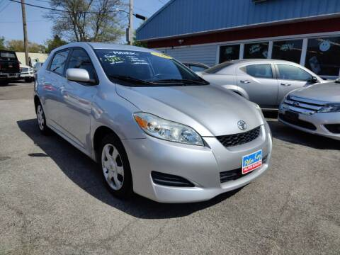 2009 Toyota Matrix for sale at Peter Kay Auto Sales in Alden NY