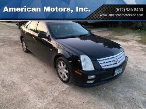 2005 Cadillac STS for sale at American Motors, Inc. in Farmington MN