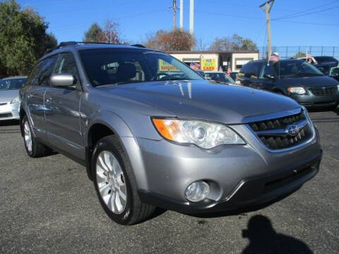 2009 Subaru Outback for sale at Unlimited Auto Sales Inc. in Mount Sinai NY