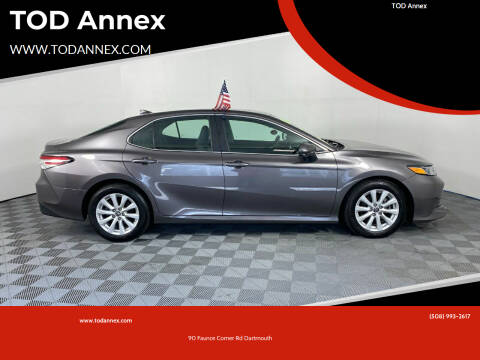 2019 Toyota Camry for sale at TOD Annex in North Dartmouth MA