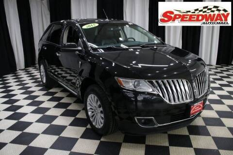 2015 Lincoln MKX for sale at SPEEDWAY AUTO MALL INC in Machesney Park IL