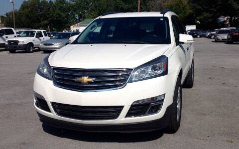 2014 Chevrolet Traverse for sale at Morristown Auto Sales in Morristown TN