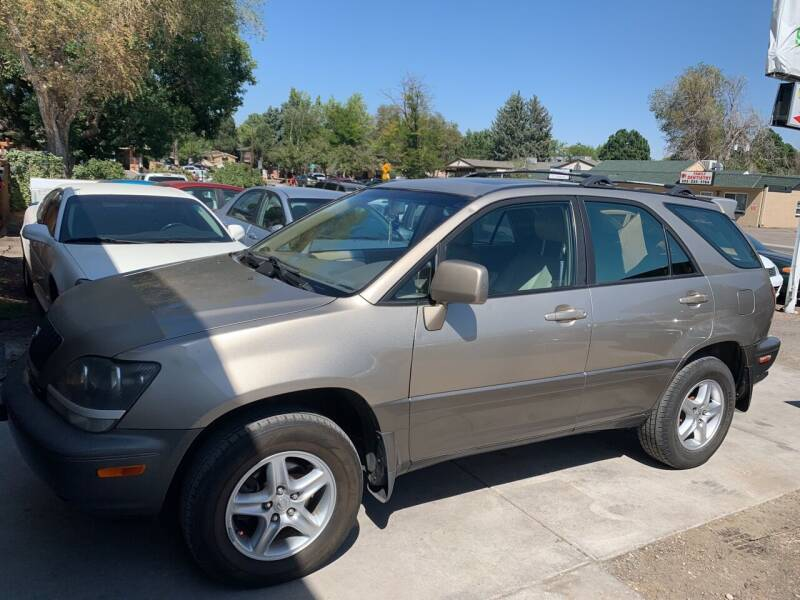 2000 Lexus RX 300 for sale at Highbid Auto Sales & Service in Arvada CO