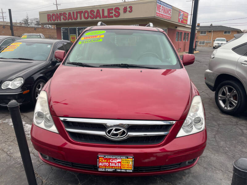 2007 Hyundai Entourage for sale at RON'S AUTO SALES INC in Cicero IL