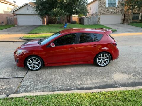 2011 Mazda MAZDASPEED3 for sale at Demetry Automotive in Houston TX