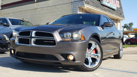 2013 Dodge Charger for sale at Nationwide Auto Sales in Melvindale MI