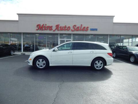 2009 Mercedes-Benz R-Class for sale at Mira Auto Sales in Dayton OH