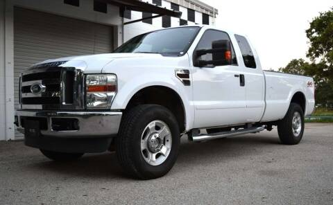 2009 Ford F-250 Super Duty for sale at BriansPlace in Lipan TX