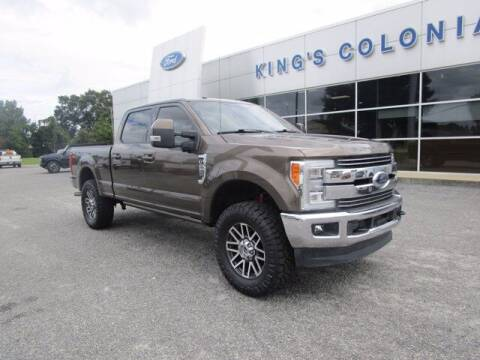 2017 Ford F-250 Super Duty for sale at King's Colonial Ford in Brunswick GA